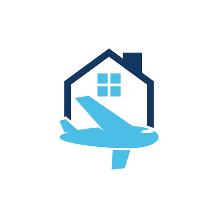 Journey House Logo Icon Design