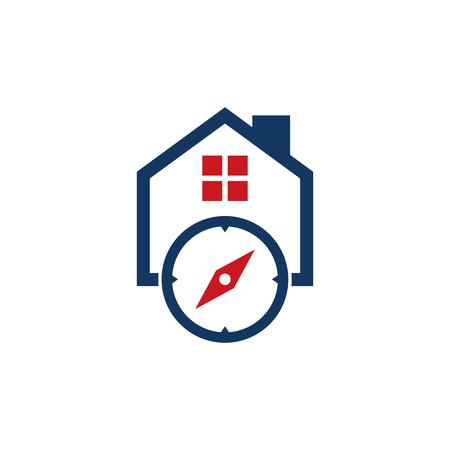 Adventure House Logo Icon Design