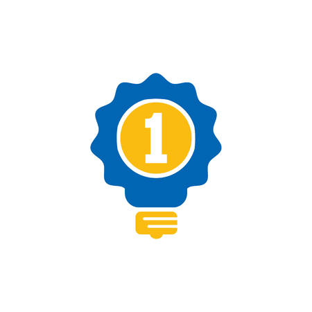 Best Idea Logo Icon Design