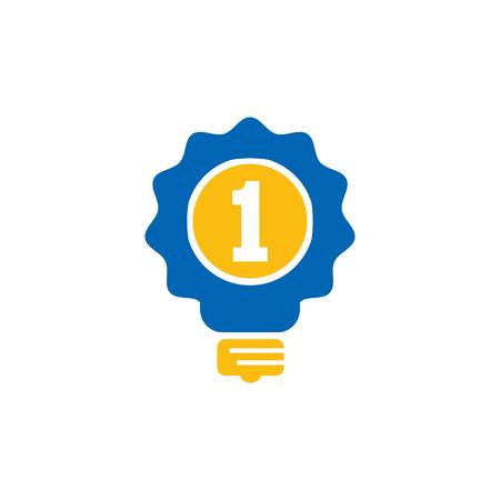 Best Idea Logo Icon Design