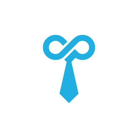 Job Infinity Logo Icon Design