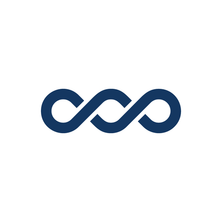 Infinity Logo Icon Design