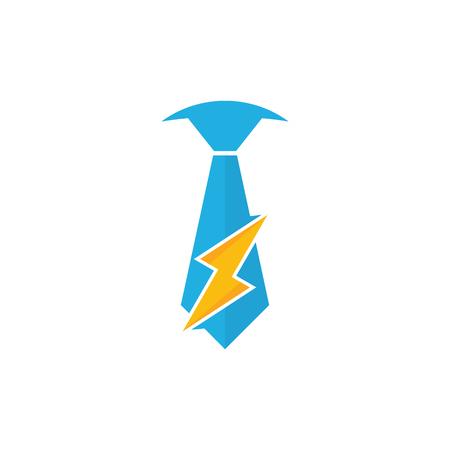 Energy Job Logo Icon Design