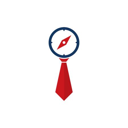 Adventure Job Logo Icon Design Stock Illustratie