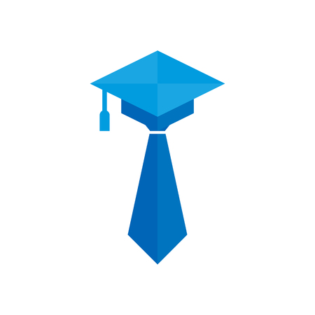 Education Job Logo Icon Design