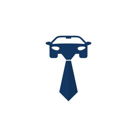 Automotive Job Logo Icon Design