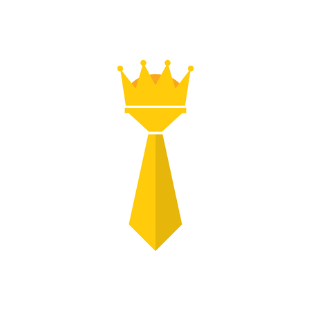 King Job Logo Icon Design 일러스트