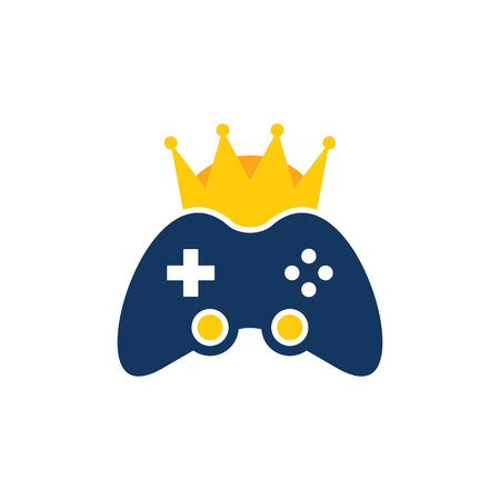 Console King Logo Icon Design