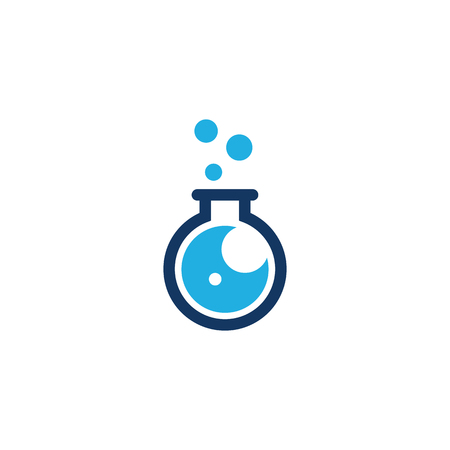 Vision Lab Logo Icon Design