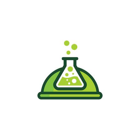 Menu Lab Logo Icon Design