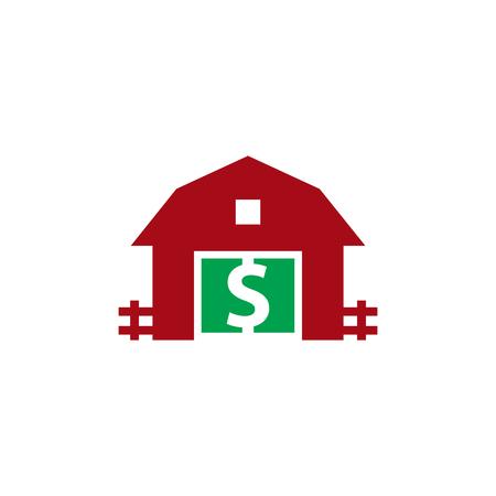 Farm Money Logo Icon Design