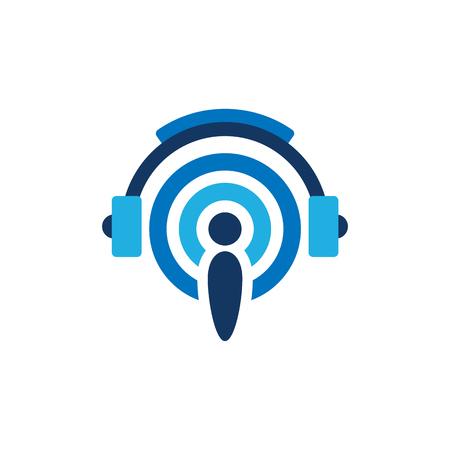 Signal Music Logo Icon Design