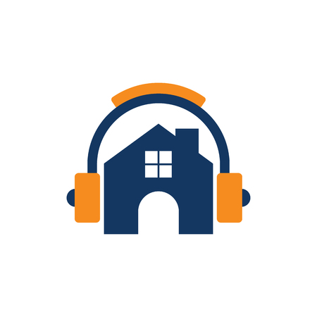 Property Music Logo Icon Design