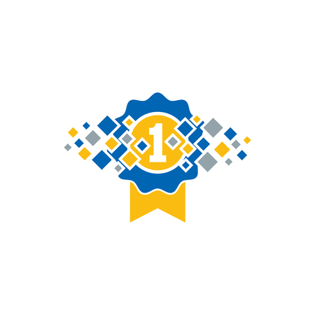 Best Pixel Logo Icon Design