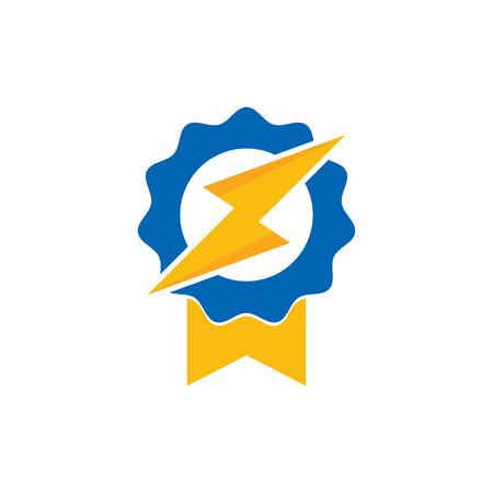 Best Power Energy Logo Icon Design