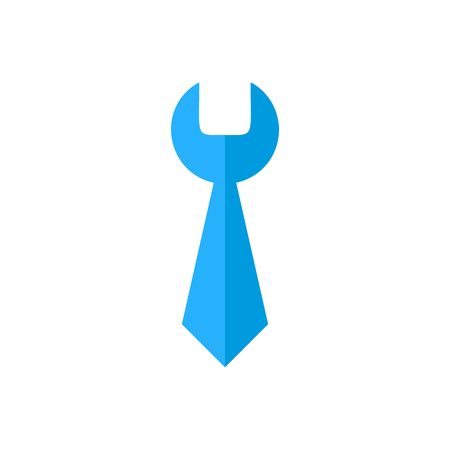 Job Repair Logo Icon Design