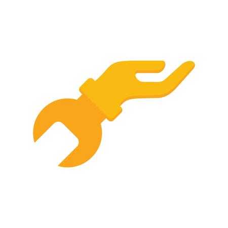 Care Repair Logo Icon Design