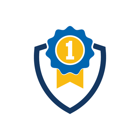 Best Shield Logo Icon Design