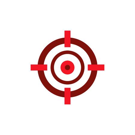 Target Logo Icon Design