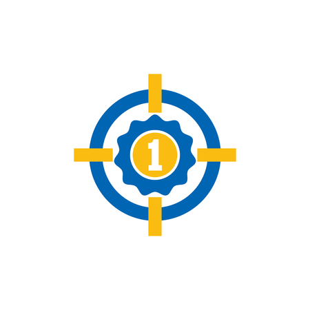 Best Target Logo Icon Design