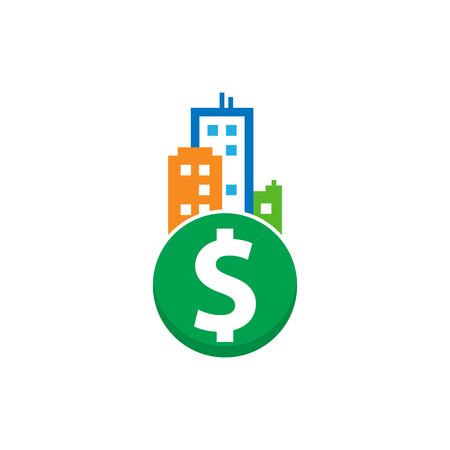 Money Town Logo Icon Design Çizim