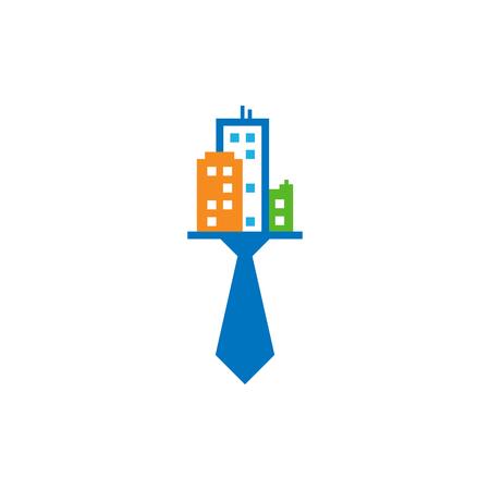 Job Town Logo Icon Design