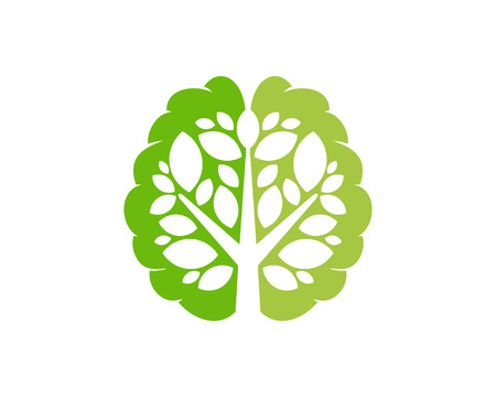 Mind Tree Logo Icon Design