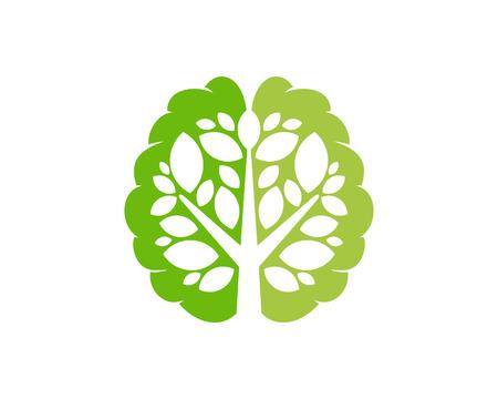 Mind Tree Logo Icon Design