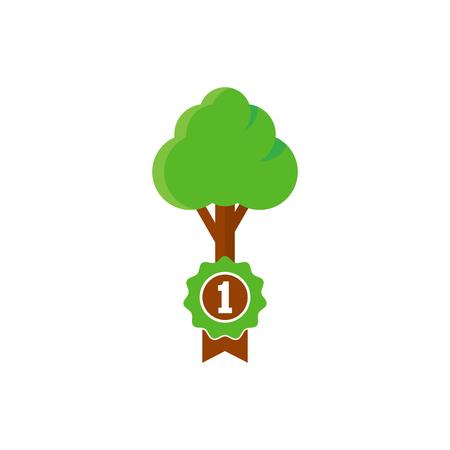 Best Tree Logo Icon Design