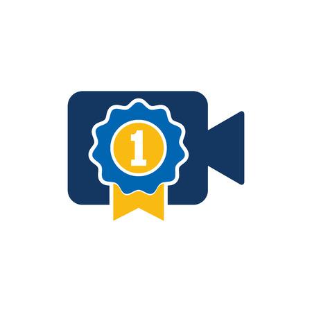Best Video Logo Icon Design