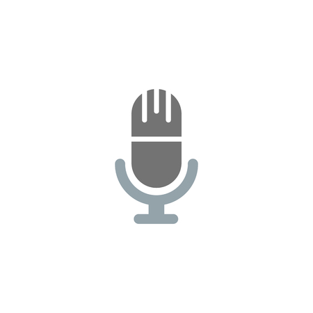 Podcast Logo Icon Design