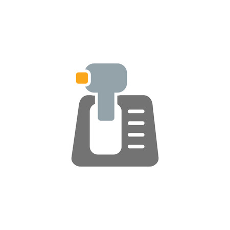 Car Gear Logo Icon Design