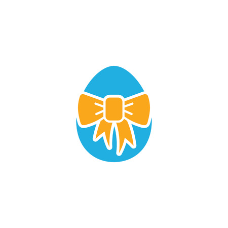 Easter Egg Gift   Icon Design