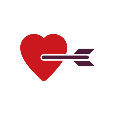Fallin In Love Logo Icon Design