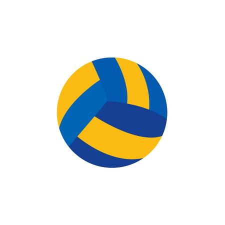 Volleyball Logo Icon Design