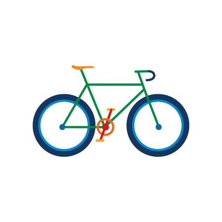 Bike Logo Icon Design Stock Illustratie