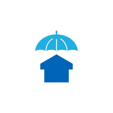 Save Home Logo Icon Design