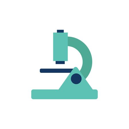 Microscope Logo Icon Design