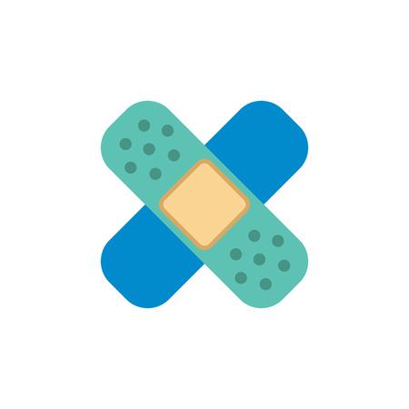 Bandage Logo Icon Design