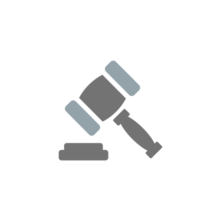 Law Logo Icon Design