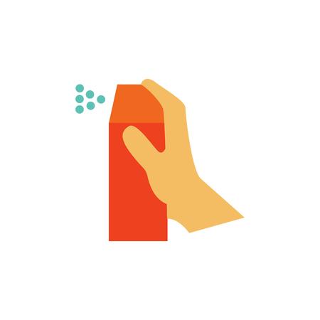 Sprayer Icon Design 向量圖像