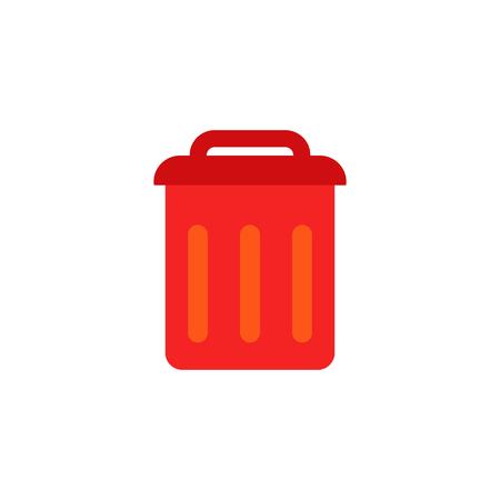 Trash Logo Icon Design