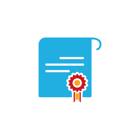 Best Document Logo Icon Design