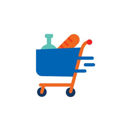 Shop Logo Icon Design