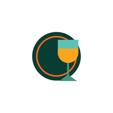 Restaurant Travel And Transportation  Icon Design Banque d'images - 106546053