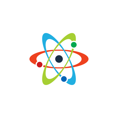 Atom Science  Icon Design
