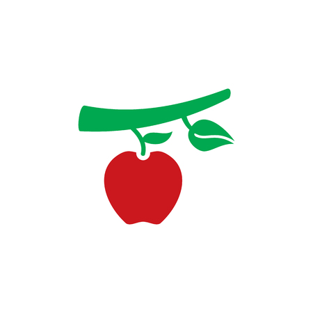 Fruit Gardening  Icon Design