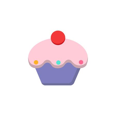 Food And Cake Logo Icon Design