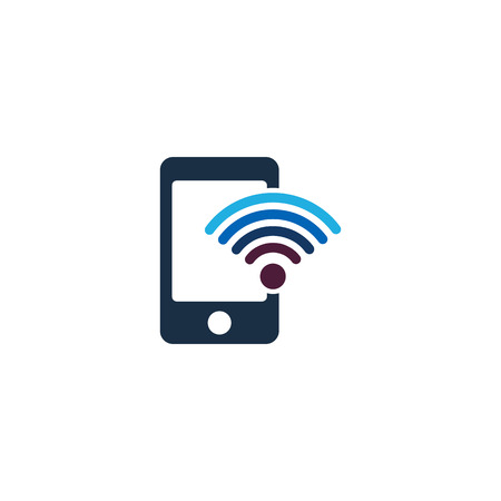 Wifi System Icon Design
