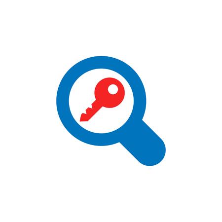 Find Seo  Icon Design